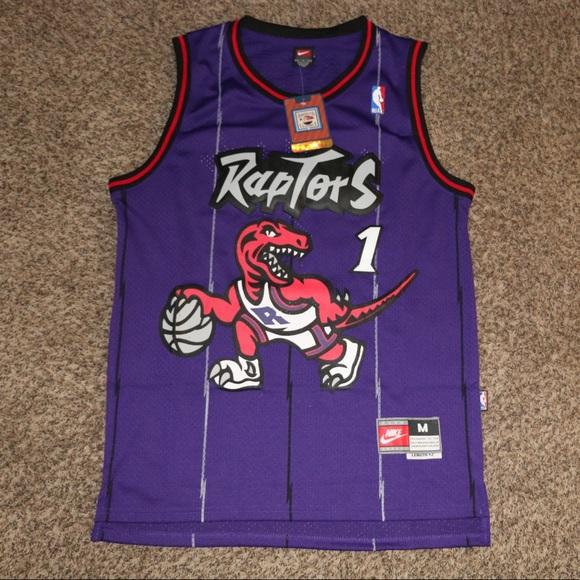 Tracy McGrady Toronto Raptors Jersey a54f4f066